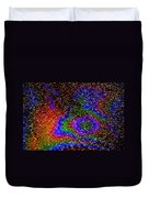 Deep Space Nine Duvet Cover by Frozen in Time Fine Art Photography