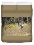Deer Camoflauged Duvet Cover