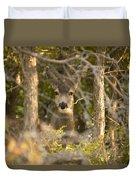 Deer Frame Duvet Cover