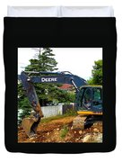 Deere For Hire Duvet Cover
