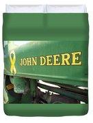 Deere Support Duvet Cover