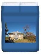 Defensible Lockmaster House Duvet Cover