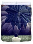 Deflated Duvet Cover