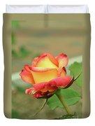 Delaney Sisters Grandiflora Rose 2 Duvet Cover