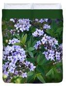 Delicate Flowers 3 Duvet Cover