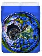 Delicate Orb Duvet Cover