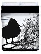 Delightful Duck Duvet Cover