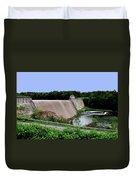 Delta Dam Duvet Cover