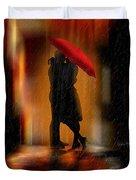Deluge Of Love Duvet Cover