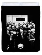 Democractic Delegates, 1920 Duvet Cover