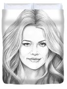Denise Richards Duvet Cover