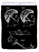 Dental Patent  Office Art Duvet Cover