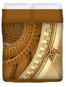 Denver Dome Detail Duvet Cover