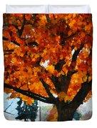 Denver Park 6 Duvet Cover