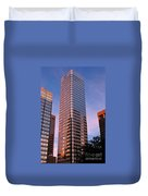 Denver Skyscraper Duvet Cover