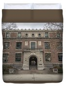 Derby Hall Osu Duvet Cover