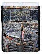 Derelict Duvet Cover