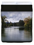 Deschutes River - Oregon Duvet Cover