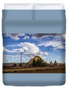Desert Dome Duvet Cover
