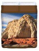 Desert Elephant Duvet Cover