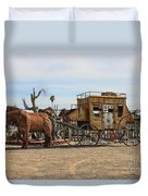 Desert Find Duvet Cover