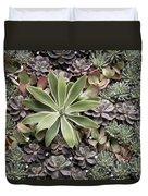 Desert Flora Duvet Cover