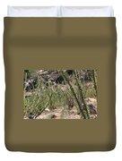 Desert Forest Duvet Cover