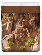 Desert Mountain Duvet Cover