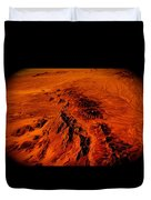 Desert Of Arizona Duvet Cover