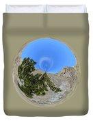 Desert Orb  Duvet Cover