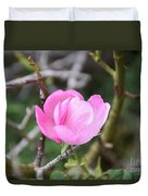 Desert Rose II Duvet Cover