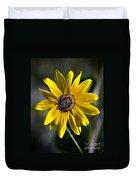 Desert Sunflower Duvet Cover