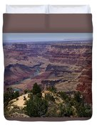 Desert View Grand Canyon Duvet Cover
