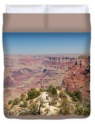 Desert View Grand Canyon National Park Duvet Cover