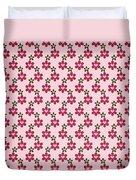 Designer Hearts Duvet Cover