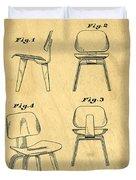 Designs For A Eames Chair Duvet Cover