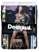 Desigual Storefront Duvet Cover
