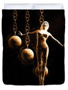 Desire Duvet Cover by Bob Orsillo