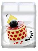 Dessert Duvet Cover