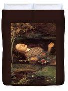 Detail From Ophelia Duvet Cover by Philip Ralley