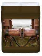 Detail Of Bumper Duvet Cover