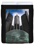 Detroit Renaissance Duvet Cover