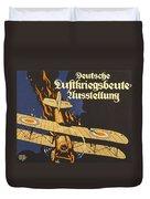 Deutsche Luftkriegsbeute Ausstellung Duvet Cover