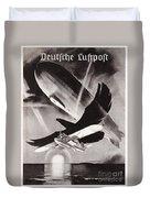 Deutsche Luftpost Duvet Cover