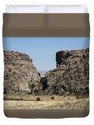 Devil's Gate - Wyoming Duvet Cover