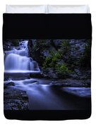 Devil's Hopyard Waterfall Duvet Cover