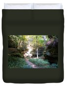 Devil's Punch Bowl Wildcat Den Duvet Cover