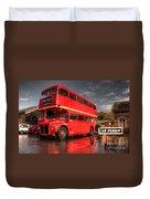 Devon Routemaster  Duvet Cover