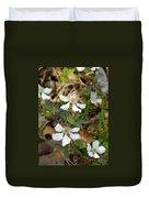 Dewberry Flower Duvet Cover