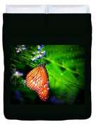 Dewdrop Butterfly Duvet Cover